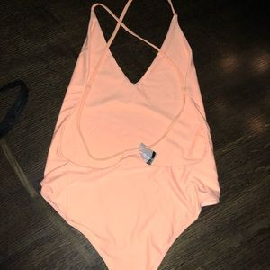 BRAND NEW Free People one piece bathing suit